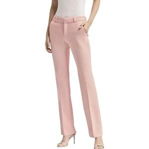 Banana Republic Logan Trouser Pant NEW! Soft Pink